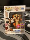 Funko POP! Winnie The Pooh Flocked Tigger #288 2017 Summer Convention Exclusive