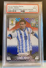 2014 Lionel Messi World Cup Prizm Blue and Red Wave PSA 9 📈