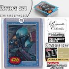 Topps Living Set Star Wars Trading Cards Checklist Guide 8