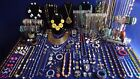Vintage  Costume Jewelry Lot 337 Pieces 10K High End 925 Quality Signed
