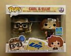Funko POP Young Carl & Ellie Disney Pixar UP 2019 SDCC Exclusive *100% AUTHENTIC