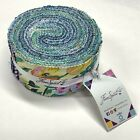 Amy Butler Violette 41 Piece Jelly Roll 2 1 2 Strips RARE Quilt Fabric