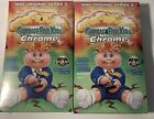 (2) Garbage Pail Kids 2020 Chrome Series OS3 Factory Sealed Hobby Box From Case