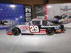 1 24 KEVIN HARVICK 29 GM GOODWRENCH SERVICE 2002 ACTION NASCAR DIECAST