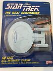 Star Trek The Next Generation USS Enterprise NCC 1701 D Galoob Die Cast RARE