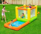H20 GO Inflatable Kids Funplex Bouncer Play Pool Inflatable Pool  Water Slide