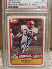 Jim Brown Football Cards, Rookie Cards and Autographed Memorabilia Guide 35