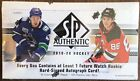 2019-20 Upper Deck SP Authentic Hockey Factory Sealed Hobby Box