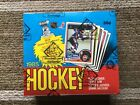 1984 OPC HOCKEY BOX WITH 48 UNOPEN PACKS AUTH BY THE BBCE