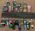 Fused Dichroic Glass Pendant Wholesale Lot 20 Pcs 4