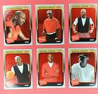2018-19 Fleer Hanes Michael Jordan 30th Anniversary Trading Cards 13