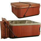Spa Jacuzzi Cover Lift Hot Tub Lifter 8 Ft Low Mount Home Outdoor Accessories