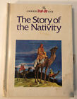 The Story Of The Nativity Pop Up Book 1970 Norcross