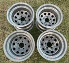 15in Diamond Racing Wheels 15x12 5x475 DIAMOND STEELIES RARE CLASSIC GM CHEVY