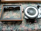 DUAL 1019 TURNTABLE SERVICED WITH PLINTH AND RARE DUST COVER NICE