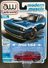 Auto World 2019 Dodge Challenger R T Scat Pack Diecast 164 Chase