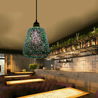 3D Pendant Lighting w Colourful Handcrafted Art Glass Hanging Light beautiful