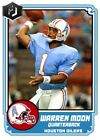 Warren Moon Cards, Rookie Cards and Autographed Memorabilia Guide 12