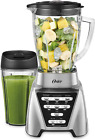 Oster Blender Pro 1200 with Glass Jar 24 Ounce Smoothie Cup Brushed Nickel