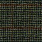 Abraham Moon Fabric 100 Pure Wool Blue Grey Houndstooth Check Ref 1883 51