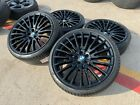 21 BMW 750i 760i 650i OEM 5 6 7 Series wheels rims 2018 2019 2020 86289 86291