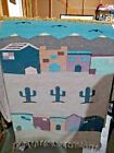 Native Tapestry Southwest Woven Wall Hanging Native  29W x 41L