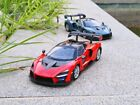 MotorMAX 124 Scale Diecast Alloy Car Model For McLaren SENNA Collection Display