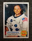 1969 Topps Man on the Moon Trading Cards 9