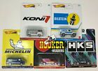 5 Car Set  SPEED SHOP  2021 Hot Wheels Pop Culture Case K  IN STOCK
