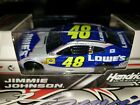 2018 Jimmie Johnson Lowes Finale Throwback Lionel Action 1 64 VHTF