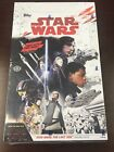 Topps STAR WARS The Last Jedi Series 1 Hobby Box - 2 Hits New Sealed Auto! 24 ct