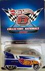 Hot wheels 2013 13th Nationals convention Volkswagen Drag Bus limited 3000