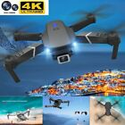Rc Drone 4K Wide Angle Dual Camera WIFI FPV Fly Drone Video Rc Quadcopter Toys