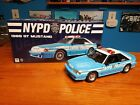GMP 1988 FORD MUSTANG GT 50 NYPD Police 118 scale diecast new in box Foxbody