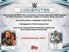 Topps WWE Undisputed 2020 Sealed Hobby Box 10 Hits (10 Packs) Tribute Auto? 1 1?