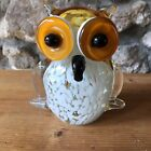 Murano Glass Owl Excellent Condition
