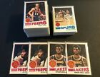 1977-78 Topps Basketball Cards Complete Your Set Choose 10 Picks MID Grade
