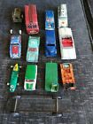 Job Lot of 10 Mixed Vintage DINKY TOY MODEL DIECAST Cars
