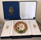 Faberge The Lilies of The Valley Circular Picture Frame 1238