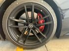 2020+ Toyota Supra Wheels Forged 19 x 10 9 5 112 +40+32 A91 with tires and TPMS