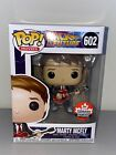 Funko Pop Back To The Future Marty McFly Guitar 602 Canadian Exclusive Canada