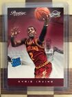 2012 Panini Prestige Starting 5 Kyrie Irving Rated Rookie Card #4 Cavaliers Nets