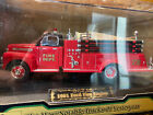 1951 Ford Fire Engine Golden Wheels Most Notable Trucks of Yesteryear 1 25 Scale