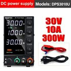 Regulated Switching Lab Power Supply Ac Dc 30v 10a Precision Variable Home Smps