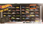 Hot Wheels Premium 50 Car Display Case with Exclusive 55 Chevy Bel Air Gasser
