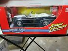 Johnny Lightning 1969 Chevy Camaro Convertible Black Muscle Cars Collection 118