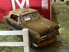 Barn Find Cars Model Art Franklin Mint 124 1949 Ford Convertible Rusted