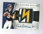 Charlie Whitehurst 2006 Upper Deck Exquisite Auto Rookie Patch #d 225 Chargers