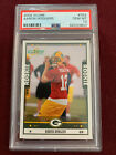 Aaron Rodgers 2005 Score Rookie Card RC PSA 10 Gem Mt Green Bay Packers