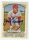 See All of the 2014 Topps Gypsy Queen Baseball Autographs 75